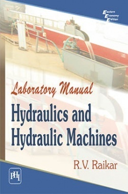 Laboratory Manual Hydraulics And Hydraulic Machines