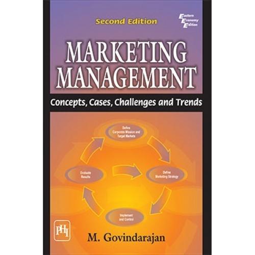 Marketing management concepts cases challenges and trends by m marketing management concepts cases challenges and trends fandeluxe Images