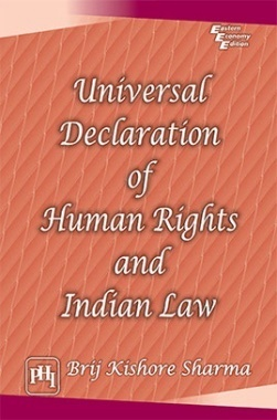 Universal Declaration Of Human Rights And Indian Law