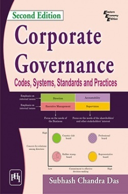 Corporate Governance : Codes, Systems, Standards And Practices
