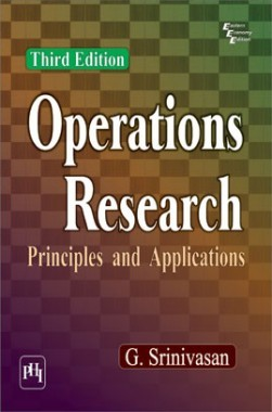Operations research principles and applications by g srinivasan operations research principles and applications 33 off fandeluxe Image collections