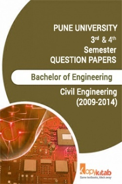PUNE UNIVERSITY QUESTION PAPERS 2nd Year Civil Engineering (2009-2014)