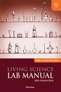 CBSE Living Science Lab Manual Class  IX