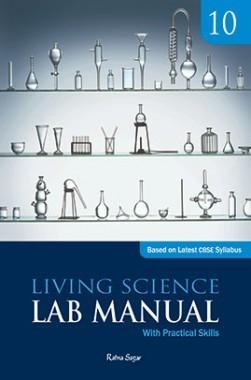 CBSE Living Science Lab Manual Class X
