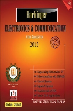 Harbingers Solved Question Papers Electronics And Communication Engineering 4th Semester VTU 2015