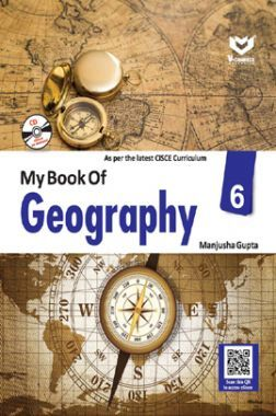 My Book Of Geography - 6