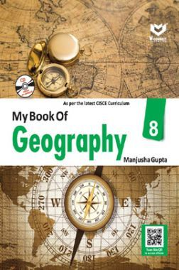 My Book Of Geography - 8