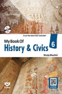 My Book Of History & Civics - 6