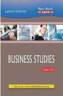 Business Studies Text Book  Class XIIth