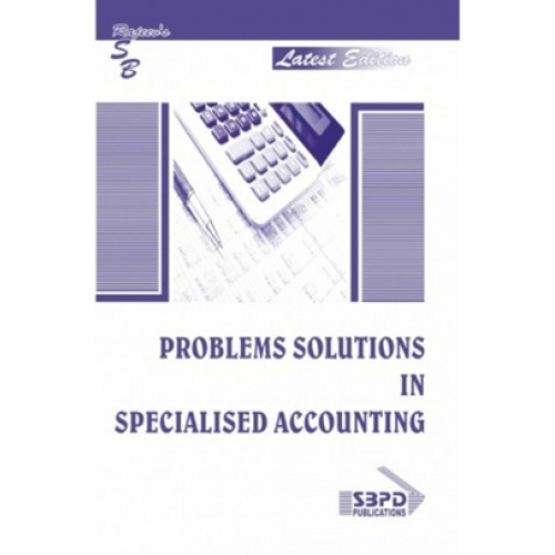 Problems solutions in specialised accounting by dr s k singh problems solutions in specialised accounting fandeluxe Choice Image