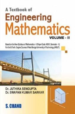 A Textbook Of Engineering Mathematics Volume-II