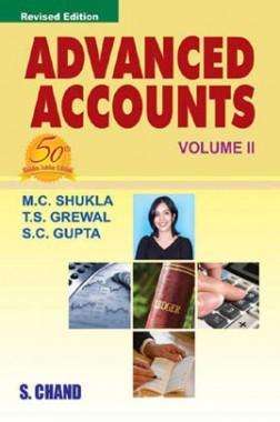 Advanced Accounts Volume-II