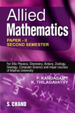 Allied Mathematics – II