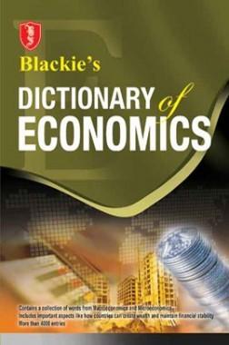 Blackie's Dictionary of Economics