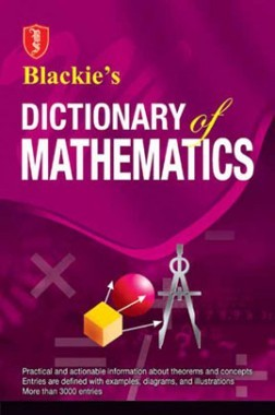 Blackie's Dictionary Of Mathematics
