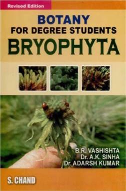 Botany For Degree Students Bryophyta