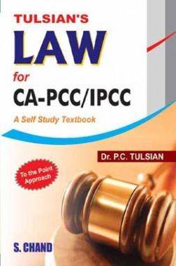 Law For CA - PCC /IPCC