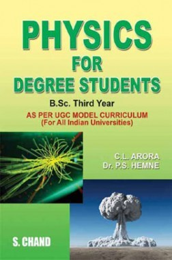 Physics For Degree Students B.Sc. Third Year