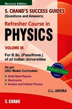 S. Chand's Success Guide Physics Volume-III