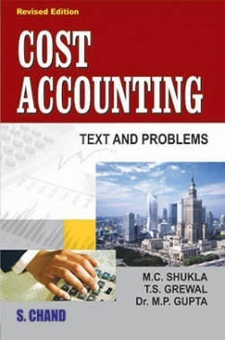 Cost Accounting Text and Problems