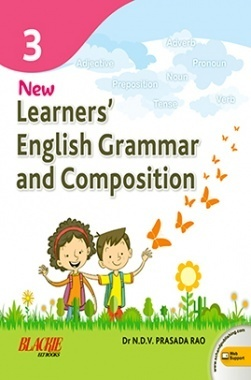 New Learner's English Grammar & Composition Book 3