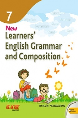 New Learner's English Grammar & Composition Book 7
