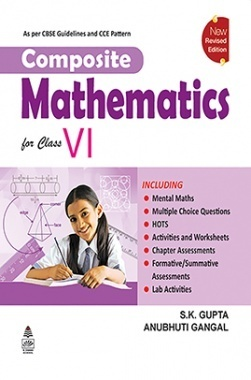 Composite Mathematics Book-6