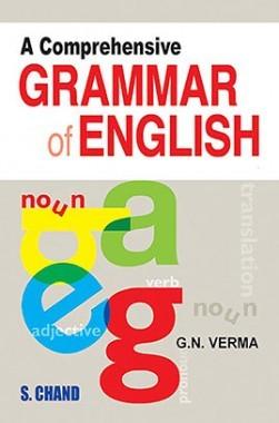 A Comprehensive Grammar Of English Class IX