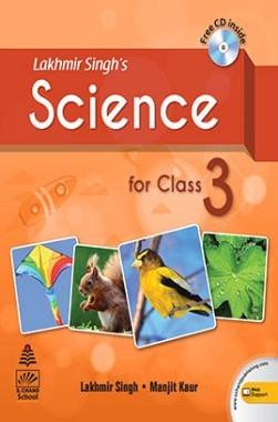 Lakhmir Singh's Science For Class III