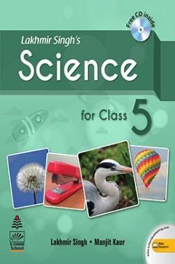 Lakhmir Singh's Science For Class V