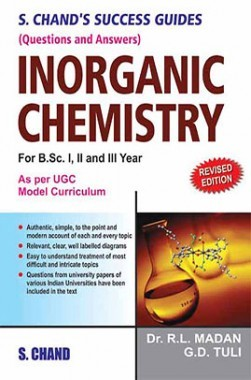 SChands Success Guide (Q & A) Inorganic Chemistry