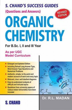 SChand Success Guide In Organic Chemistry