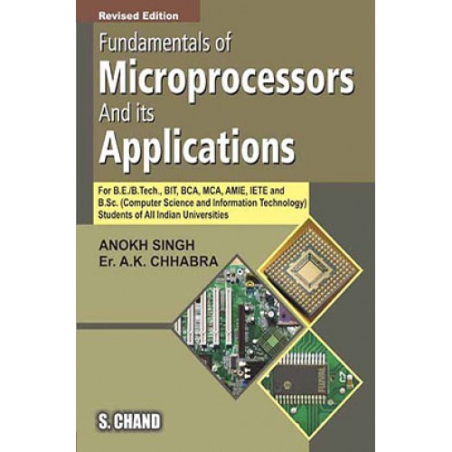 microprocessors and its applications A microprocessor is a computer processor that incorporates the functions of a  central  its design indicates a major advance over intel, and two year earlier   most microprocessors are used in embedded control applications such as.