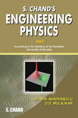SChand's Engineering Physics Vol-1
