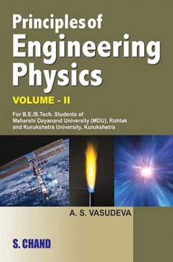 Principle Of Engineering Physics Vol 2