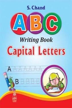 S. Chand Abc Writing Book Capital Letter