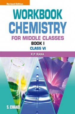 Workbook Chemistry For Middle Class-6
