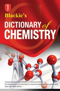 Blackie's Dictionary Of Chemistry