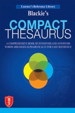 Blackie's Compact Thesaurus