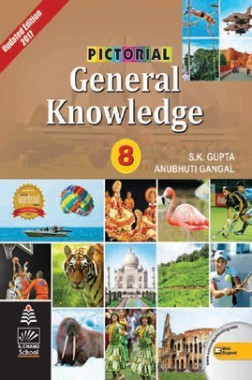 Pictorial General Knowledge (Updated Edition) Book 8