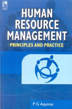 Human Resource Management - Principles And Practice