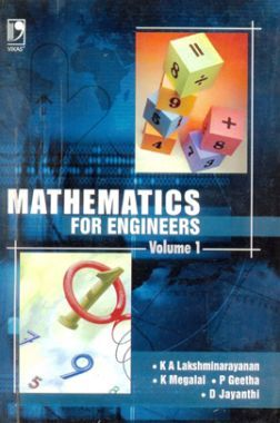 Mathematics For Engineers Volume-I