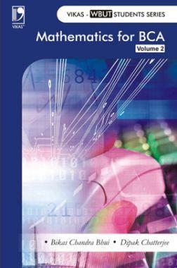 Mathematics For BCA Volume-II For (WBUT)