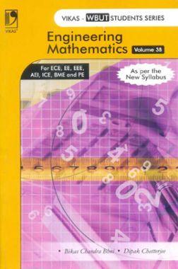 Engineering Mathematics Volume-3B (WBUT)