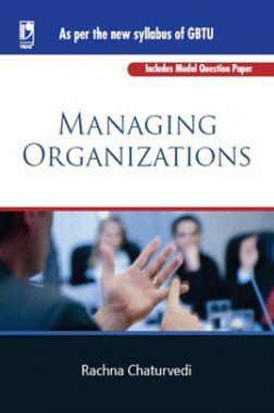 Managing Organizations (For GBTU)