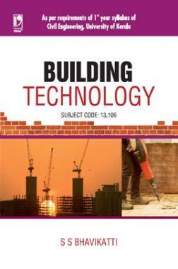 Building Technology (For Kerala University)