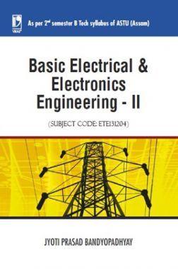 Basic Electrical And Electronics Engineering-II (ASTU, Assam)