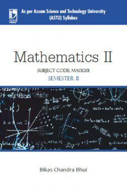 Mathematics-II (ASTU, Assam)