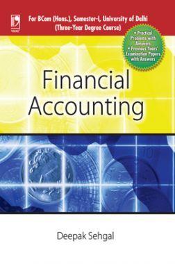 Financial Accounting (For Delhi University)