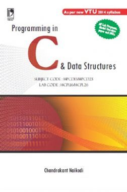 Programming In C And Data Structures (VTU)
